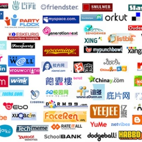 As redes sociais preferidas no mundocorporativo