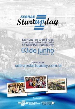3 de junho: Startups de todo Brasil se reunirão emBlumenau