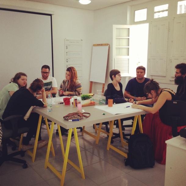 Workshop do Fab Lab Floripa
