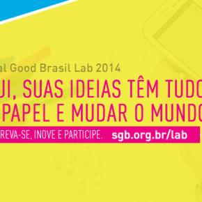 Encontro de Inovadores Sociais SGBLab