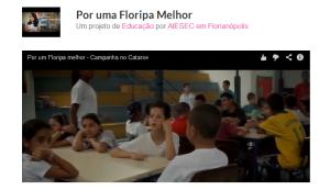 AIESEC lança campanha no Catarse para intercâmbios em ONGs e Escolas deFlorianópolis