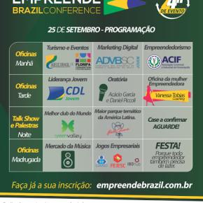 Empreende Brazil Conference: 24h deevento