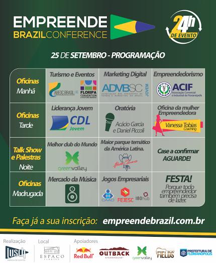 Empreende Brazil Conference 2014