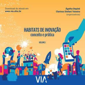 Ebook Habitats de inovação: conceito eprática