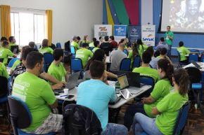 Palhoça e Rio do Sul recebem evento global para criação destartups