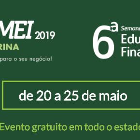 Semana do MEI 2019: Agenda emSC