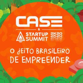 Em ação inédita, CASE e Startup Summit se unem e consolidam o maior evento de empreendedorismo online da AméricaLatina