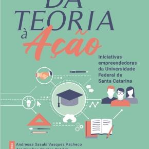 Livro que reúne projetos empreendedores criados na UFSC traz case do CocreationLab
