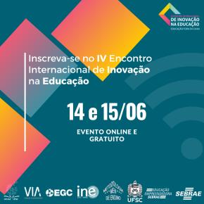 Sebrae/SC e UFSC promovem encontro Internacional que discute a importância da inovação naeducação